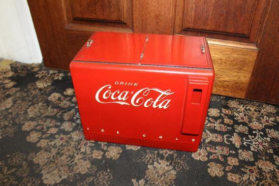 1940/50s Coca-Cola cooler salesman sample