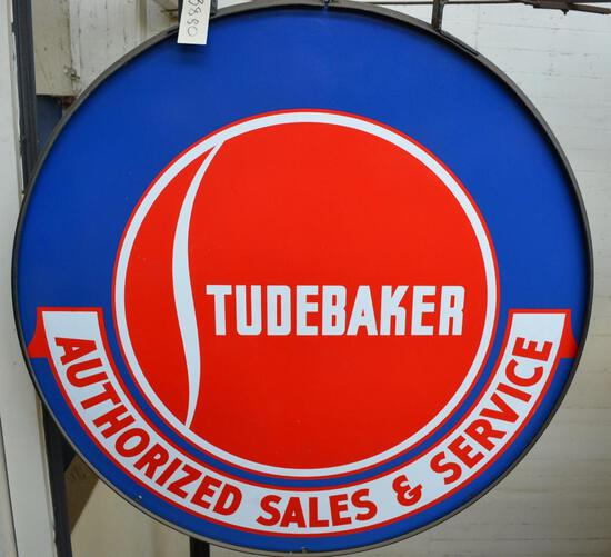 (updated) Studebaker Authorized Sales & Service Sign (TAC)