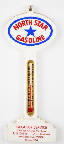 North Star Gasoline Plastic Pole Thermometer