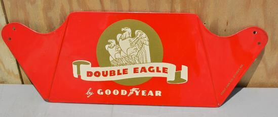 Goodyear Double Eagle Metal Tire Stand
