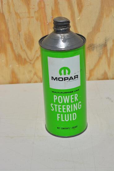 Mopar Power Steering Fluid Quart Can
