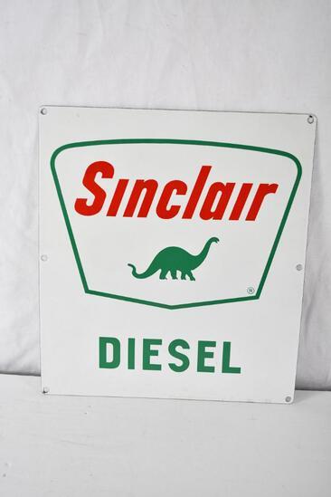 Sinclair Diesel w/Dino logo PPP Sign