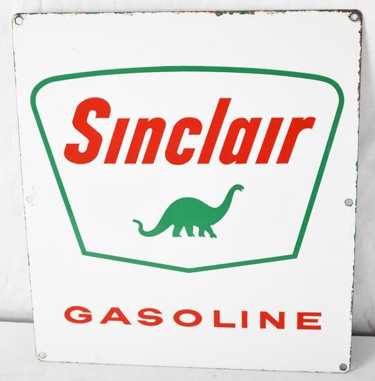 Sinclair Gasoline w/Dino logo PPP Sign (TAC)