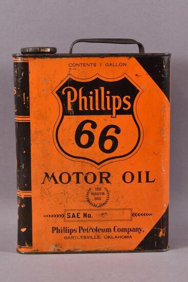 Phillips 66 Motor Oil One Gallon Can