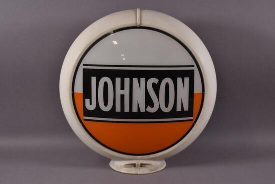 """Johnson (gas) 13.5"""" Globe Lenses"""