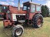 IH 1066 2WD tractor w/ cab