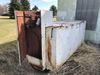 Large square fuel tank w/ pump