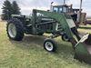 1800 Oliver loader tractor
