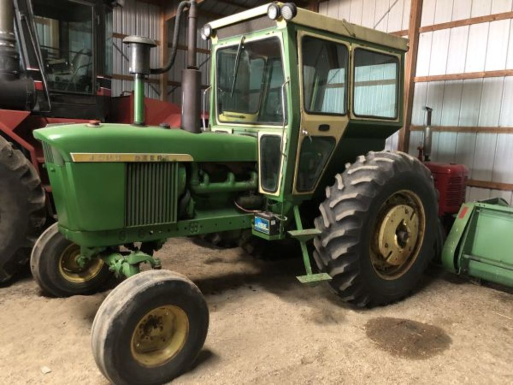 JD 4020 diesel tractor