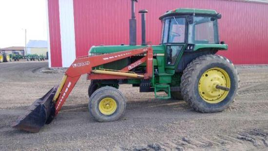 1979 4640 tractor