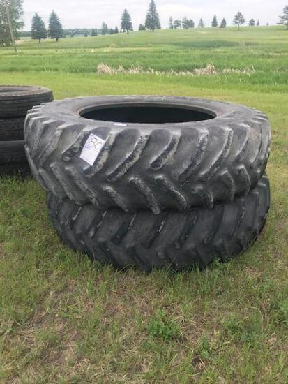 20.8 R 42 radial tractor tires