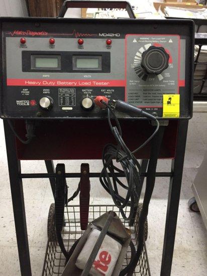 Matco heavy duty battery load     Auctions Online   Proxibid