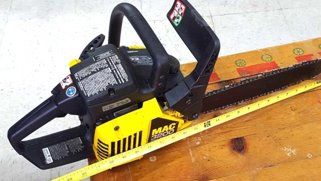 Mcculloch chainsaw auctions online proxibid mcculloch chainsaw greentooth Images