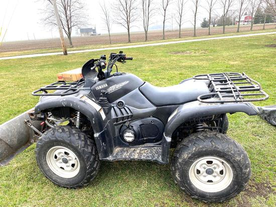 2005 Yamaha 660 Grizzly Special Edition