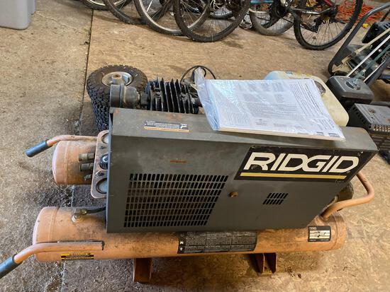 Ridgid / Honda gas powered Air compressor