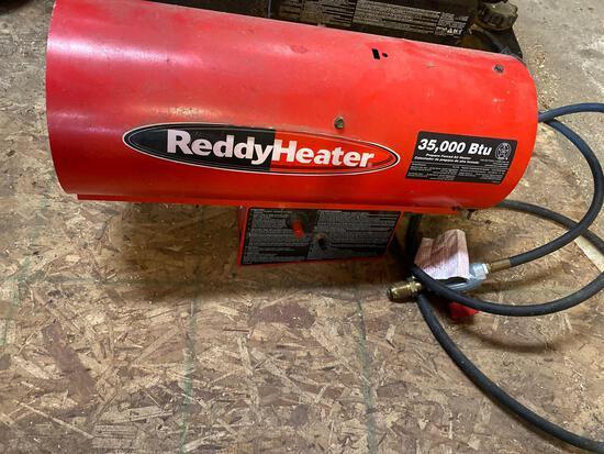 Ready Heater 35,000 BTU propane