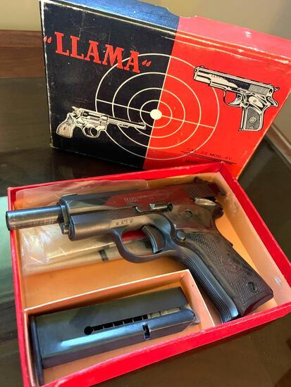 LLAMA 22 cal. Pistol
