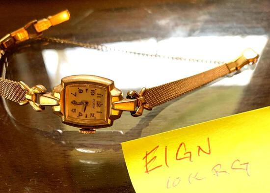 Vintage ladies Elgin watch