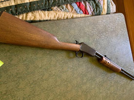 Rossi short 22 rifle