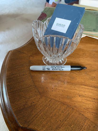 Waterford crystal bowl/