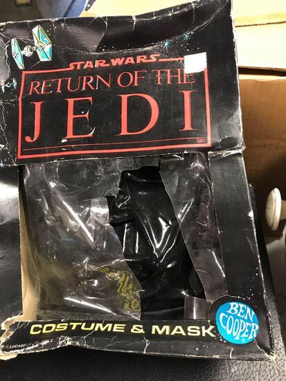 Vintage Star Wars return of the Jedi costume