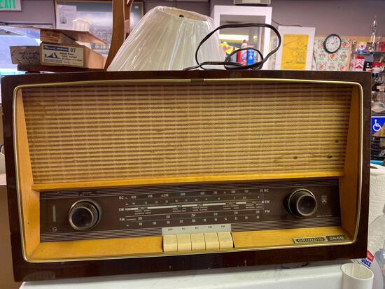 Vintage Grundig 2440 radio made in Germany