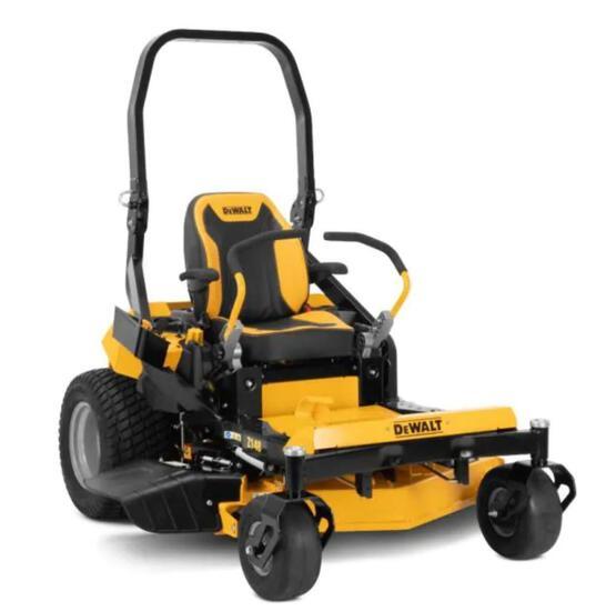 Cub cadet zero turn tractor lawnmower