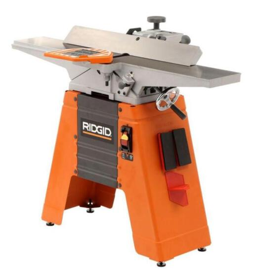 Ridgid 6 1/8 inch stationary jointer / planer
