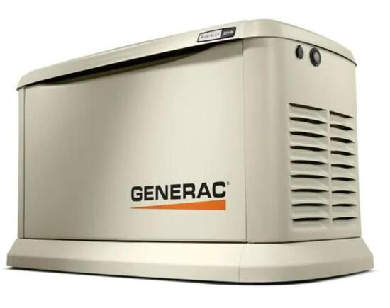Guardian 22kw generator out of box