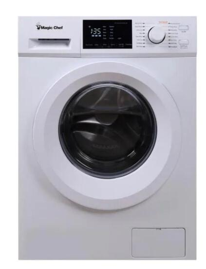 Magic Chef 24 inch front load washer