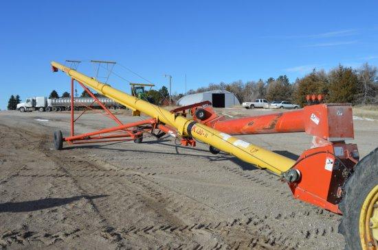 Westfield MK 130-71, 71 ft. 12 in. Auger