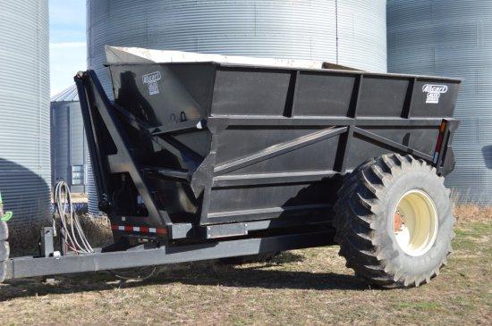 2013 Aulick Aulcart 1520 15 Ton Hi Dump Wagon
