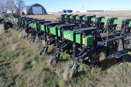 B&H MDL 9100 8 Row Cultivator