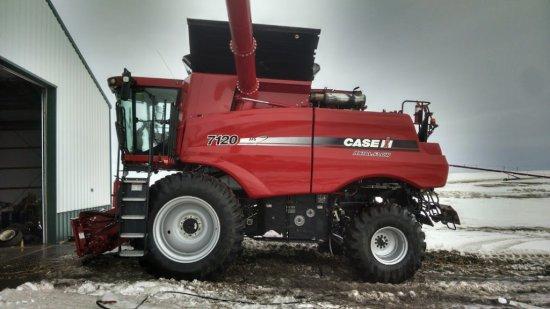 2011 CIH 7120 Axial Flow Combine