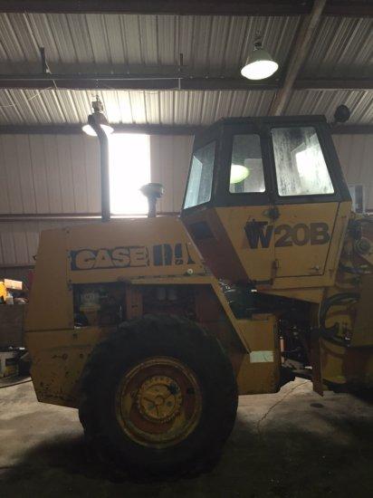 Case W-20 B Payloader