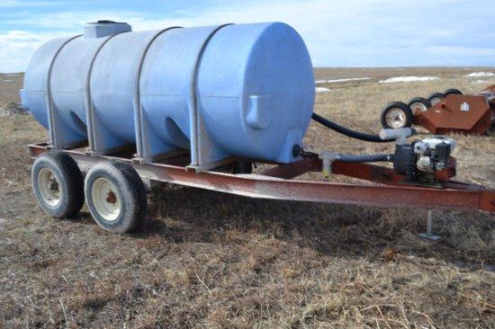 1200 gal. Fertilizer Tank