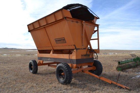 Richardton High Dump Wagon