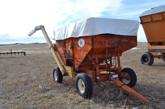 Kory 220 bu Gravity Wagon