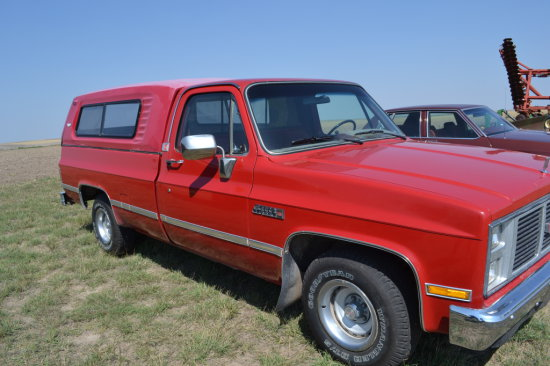 1985 GMC 1500 Pickup, Only 59,115 Miles!