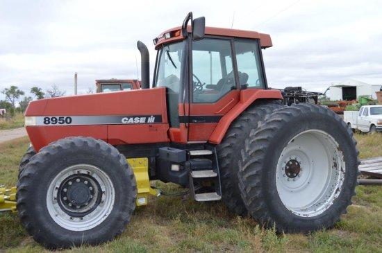 1998 Case IH 8950 Magnum Tractor,