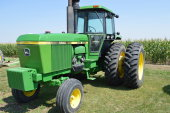 Cary Davies Farm Equipment Auction