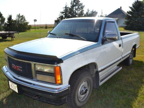 1991 GMC Sierra 1500 Pickup
