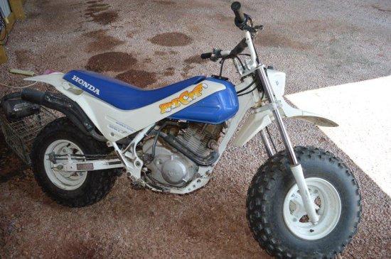 Honda Fat Cat 250 cc Two-Wheeler