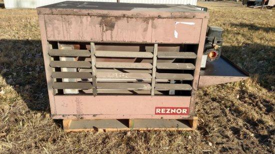 Reznor Used Oil Heater