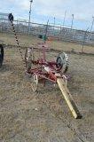 Deering New Ideal Horse Drawn Mower