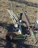 John Deere 568 Sod Plow