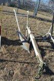 Wood Beam Horse Drawn Walking Plow