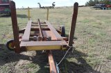 Farmhand Small Stack Mover OR 3 Bale Mover, Single Chain, Works Good