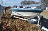 1988 Larson 16' Boat w/ Shorelander trailer