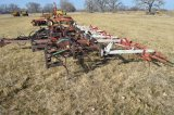 IH 18' Field Cultivator, Wil-Rich Harrows, good